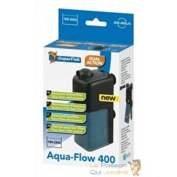 Filtre interne 800 l/h pour aquarium Superfish Aqua Flow 400